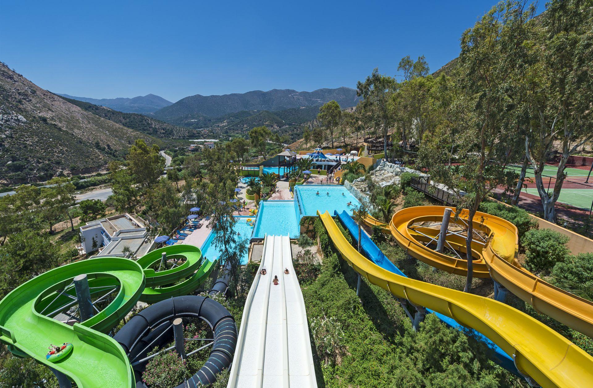 Fodele Beach  Water Park Holiday Resort  GTP